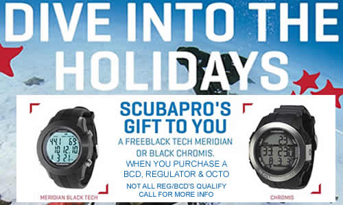 ScubaPro Holiday Special