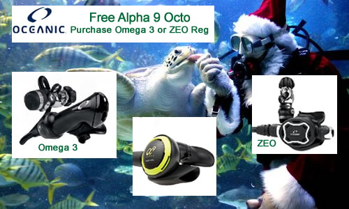 Oceanic Regulator Holiday Specials