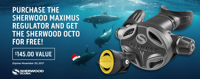 Free Octo With Purchase of the Maximus