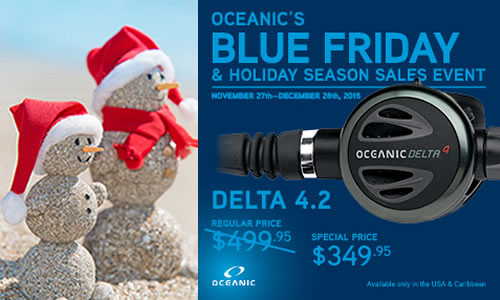 Oceanic 4.2 Regulator Sale