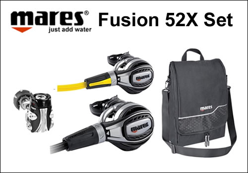 New Mares Fusion 52X In Stock