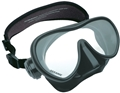 Oceanic Shadow 1 Window Scuba Diving Mask
