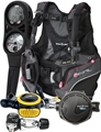 Aqualung Womens Pearl BCD i300C Scuba Package