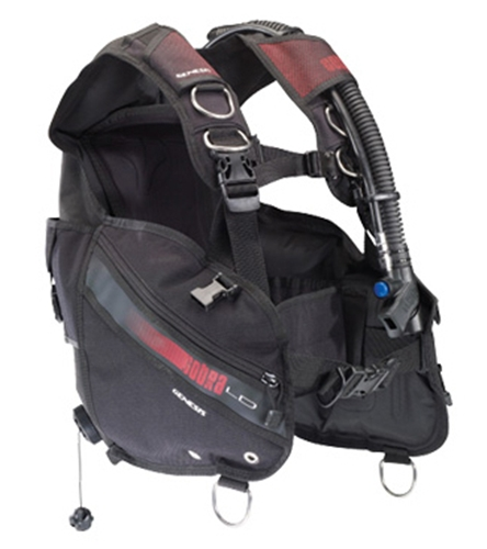 Genesis Cobra LD BCD With Non Dumpable Trim Weight Pockets