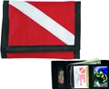 Innovative Cordura Dive Flag Wallet