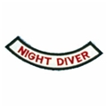 Night Diver Shoulder Patch