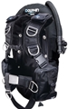 Dolphin Tech By IST JT-40D Single Tank BCD w/ Deluxe Harness & SS Plate