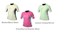 Body Glove Lady's 6oz. Deluxe Short Sleeve Lycra