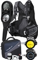 AquaLung Axiom Cold Water Scuba Package