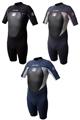 Body Glove Mens 2/1mm Method Short Arm Springsuit (Large) CLOSEOUT