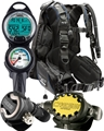 Cressi Ace BCD Cold Water Dive Package