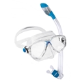 Cressi Marea Jr. Mask and Dry Snorkel Combo