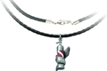 Innovative Scuba Tank Pewter Necklace