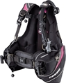 Cressi Sub Lady Travelight Back Inflation Lady BCD