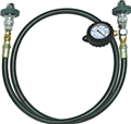 Innovative Equalizer Hose DIN To DIN With Gauge