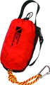 Innovative 75ft Deluxe Throw Rope Bag with Carabiner