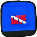 Innovative Dive Flag Luggage Grip