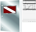 Dive Logz Dive Flag Logbook