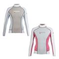 Mares Womens Rash Guard Long Sleeve She Dives