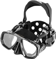 IST ME55 Pro Ear 2000 Sealed Dive Mask