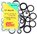 Innovative Recreation Diver 20 Piece O-Ring Buna Kit