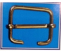 Rocket Fin Metal Buckle Assembly (sold as each)