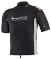 ScubaPro Men's Pyroflex Short Sleeve Rash Guard