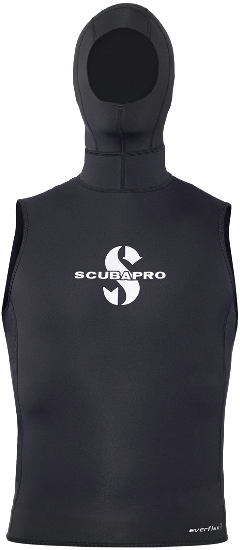 ScubaPro 2.5mm/0.5mm Unisex Hooded Vest