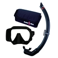 Scuba Max Frameless I Mask and Stalker Snorkel