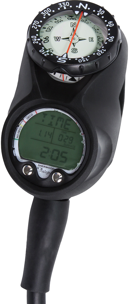 Sherwood CR3709 InSight Dive Computer With Compass
