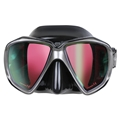 Scuba Max Spider Eye Color Lens Mask
