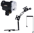 Sea & Sea YS-01 Strobe Lighting Package with Sea Arm 8