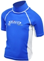 Tilos Kid's Short Sleeve UV Rash Guard