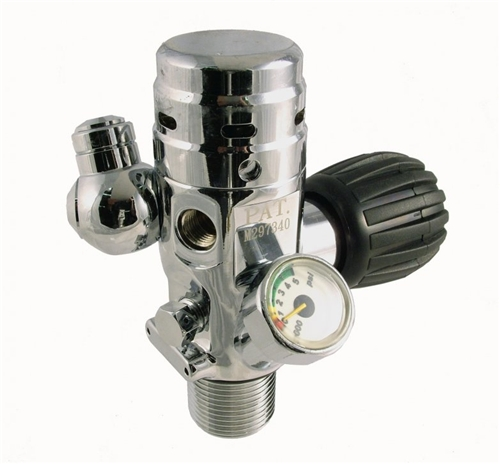 Tilos Cyclone Integrated Valve w/ 1st Stage Unit