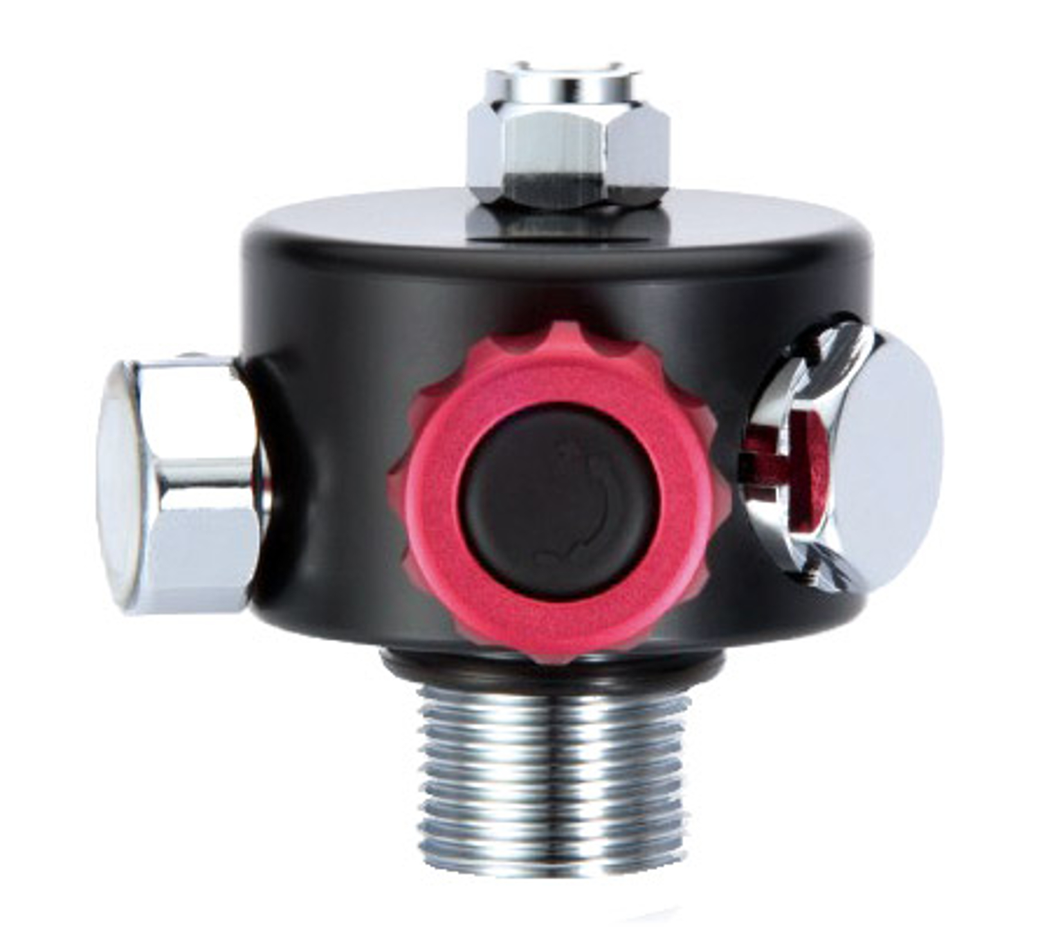 Tilos Titan Nitrox Ready Integrated Cylinder Regulator