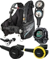 TUSA Soverin DC Solar Dive Package