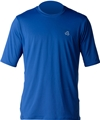 Xcel Men's Chuns Premium 6oz Short Sleeve Rash Guard