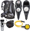 XS Scuba Welcome To Diving Phantom BCD Package