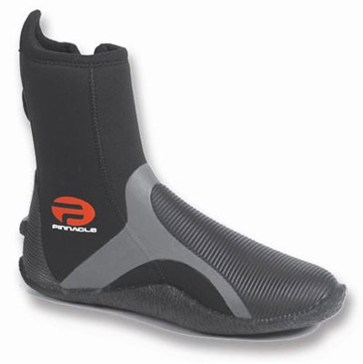 Pinnacle Apex 6mm Titanium Scuba Dive Boot