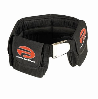 Pinnacle Cumfo Scuba Diving BCD Weight Belts