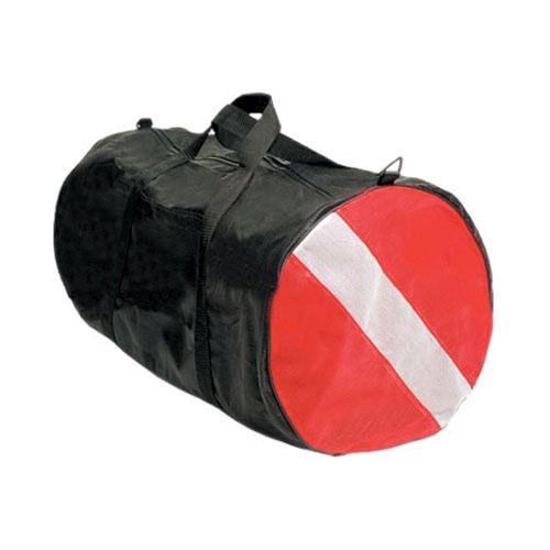 Armor Dive Flag Mesh Duffel Bag