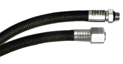 "Miflex 22"" Low Pressure Braided Regulator Hose"