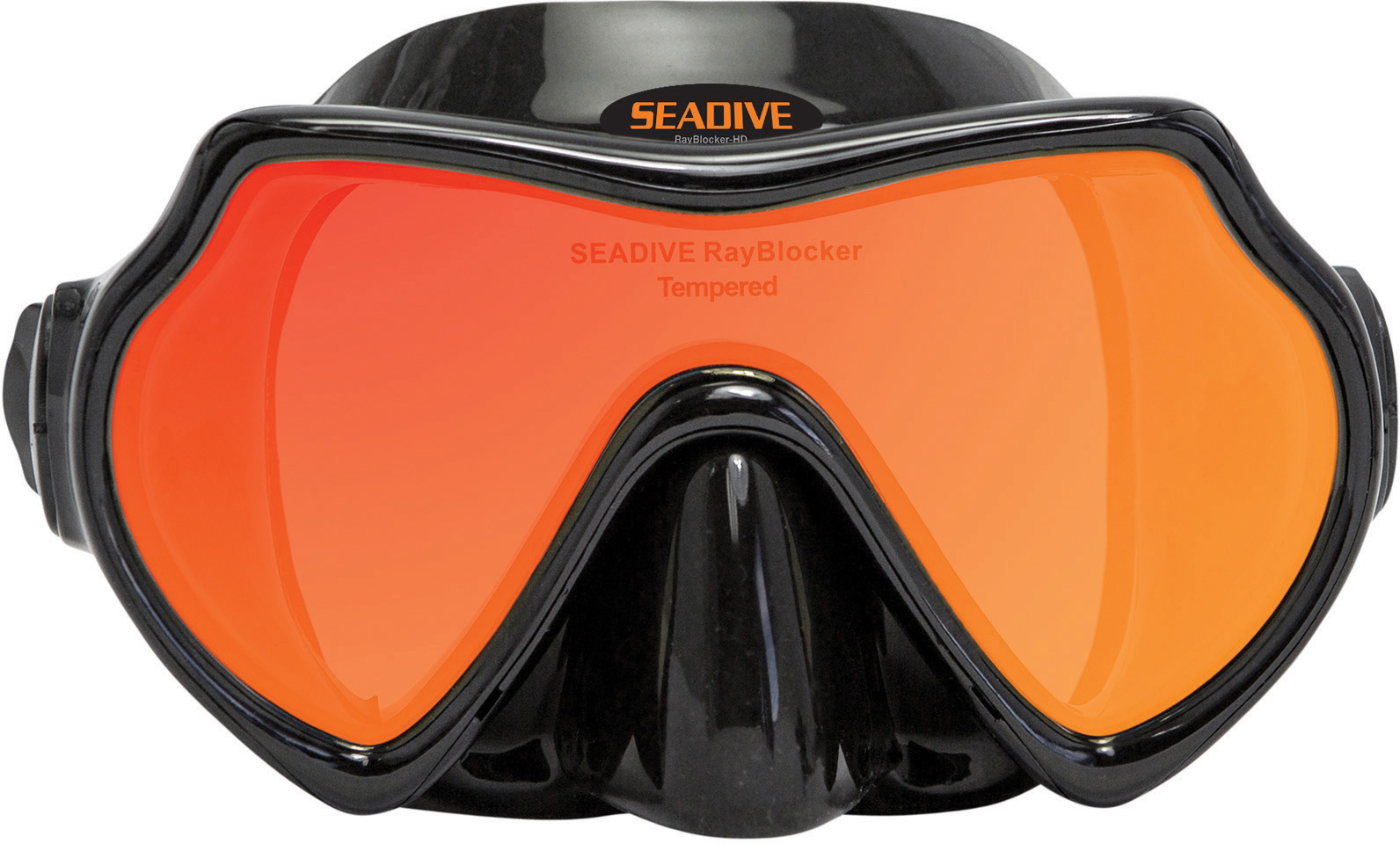 SeaDive EagleEye RayBlocker HD Mask with Purge