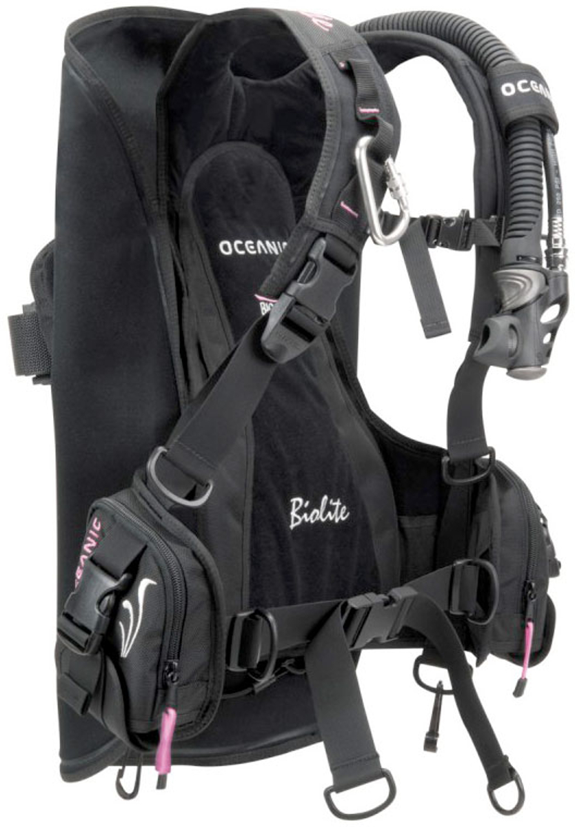 Oceanic Bio Lite Ladies Travel BCD