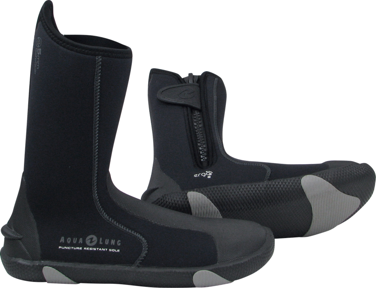 AquaLung 5mm Men's Safe Sole Ergo Boots