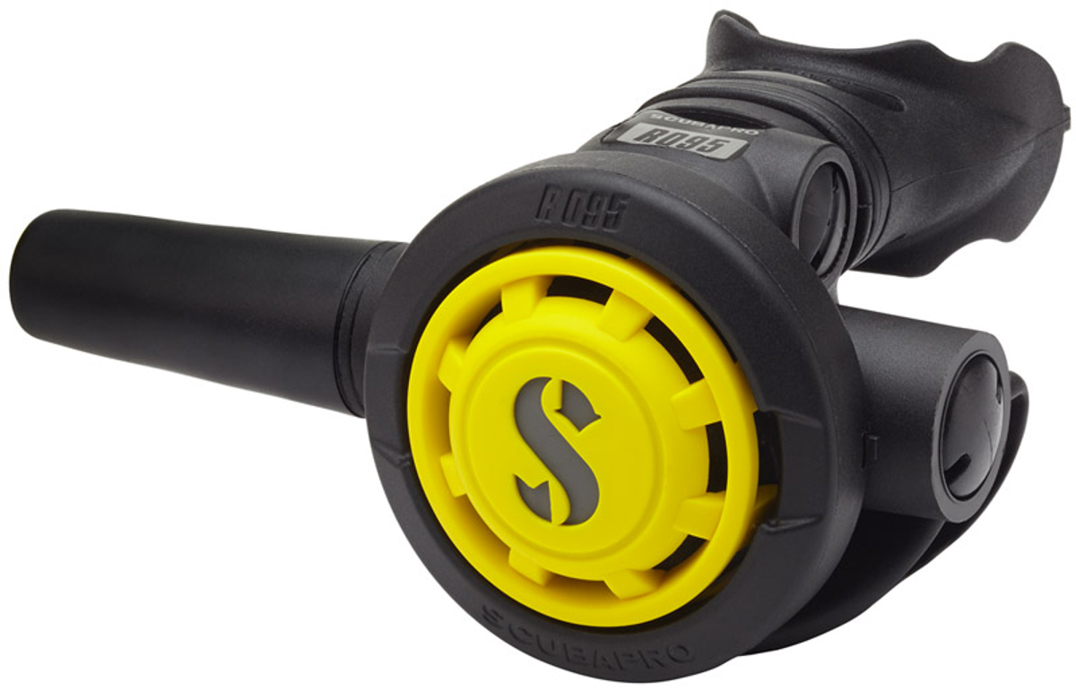 ScubaPro R095 Second Stage Octo