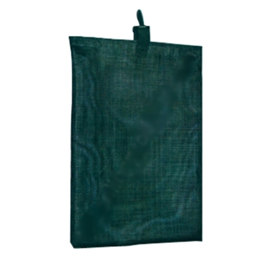 Armor Mesh Sea Shell Small Carrying Bag With Plastic Clip