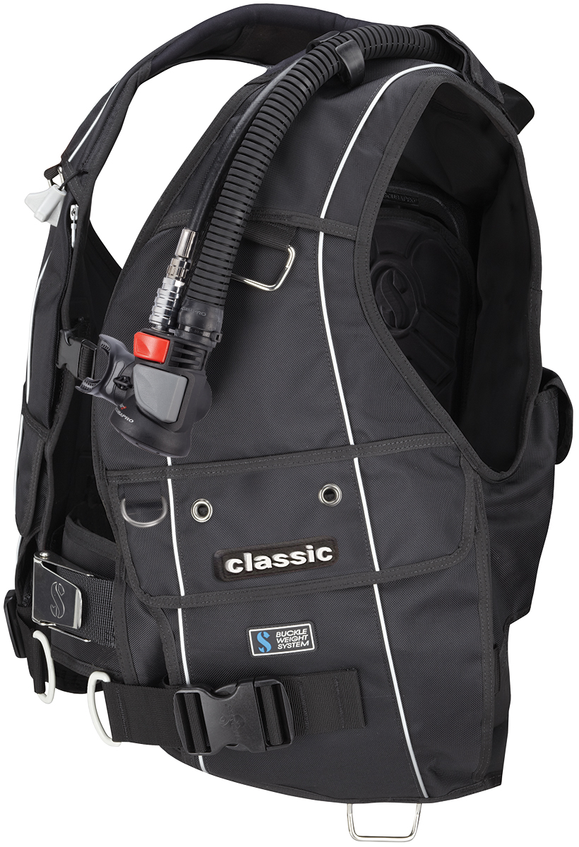 ScubaPro Classic BCD w/ AIR 2 5th Gen