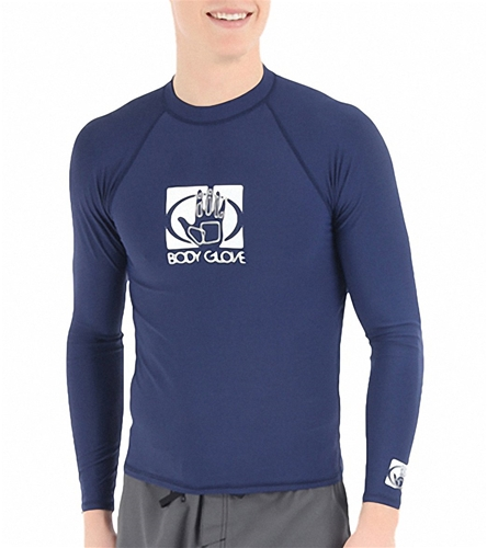 Body Glove Men's Basic Long Arm Rashguard