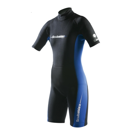 Scuba Max 3mm Kids Shorty Wetsuit